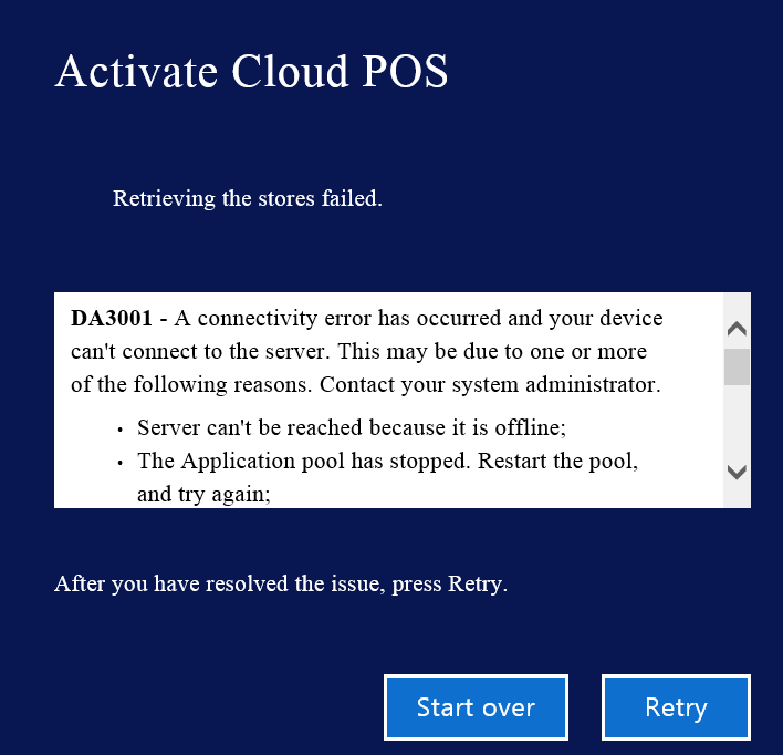 How to run Cloud POS from Retail SDK - Microsoft Dynamics AX