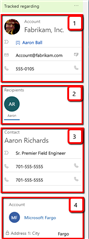 2541.pastedimage1576787353268v3 Dynamics 365 App for Outlook Part 9   App for Outlook Components