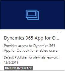 6102.pastedimage1576787404187v10 Dynamics 365 App for Outlook Part 9   App for Outlook Components