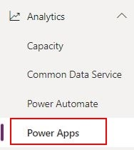 Monitoring the Power Platform: Canvas Driven Apps   Power Apps Analytics
