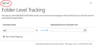 Bounced/undelivered emails in outlook not tracked back in