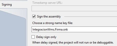 The assembly that contains the type is not referenced - Microsoft