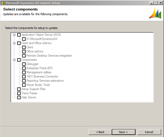 Analysis Services Configuration ERROR - Microsoft Dynamics