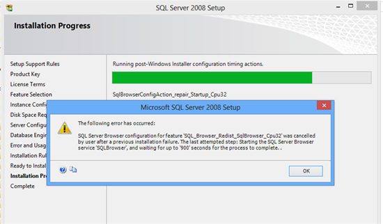 how to use sql server browser