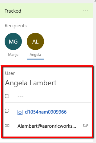 Dynamics 365 App for Outlook Part 4-Working with Emails