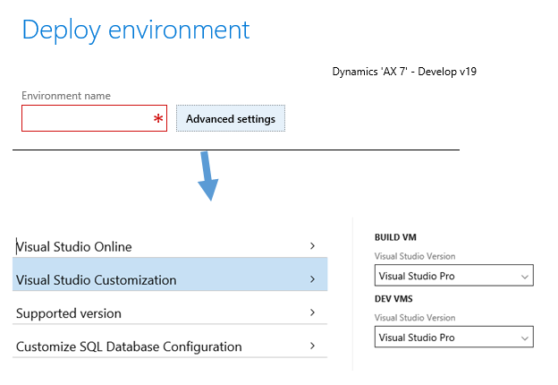 The New Dynamics AX and Visual Studio Versions - Finance and